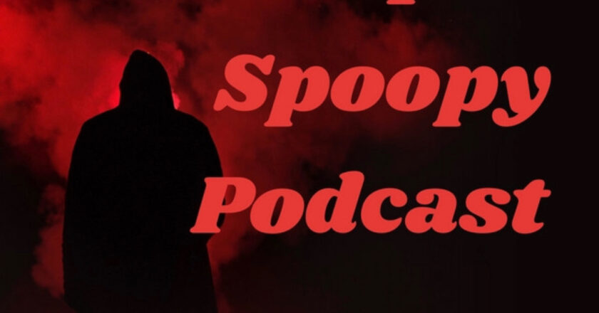 Super Spoopy Podcast