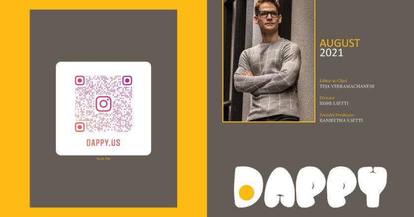 DAPPY Fashion Magazine GentleMEN